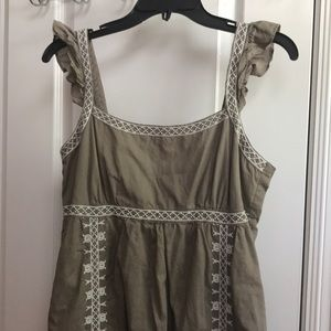 Old navy embroidered summer dress